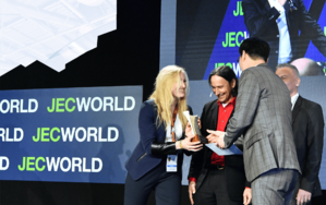 Jec-world Composite Materials Exhibition in Paris